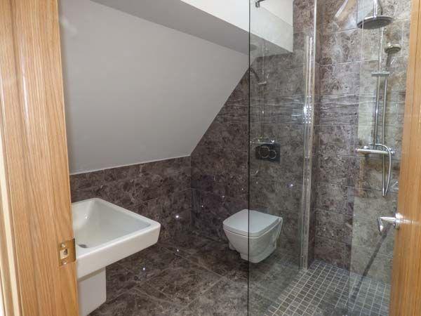 Bluebell Cottage Shower Room 2